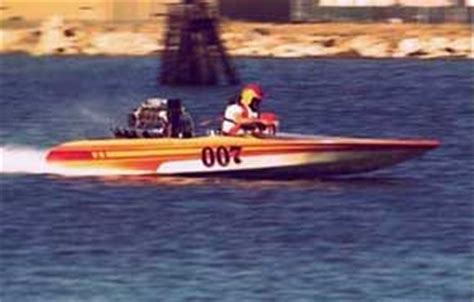Oakland Estuary Drag Boat Racing by Odena