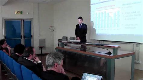 presentazione tesi  laurea fabrizio fusco youtube