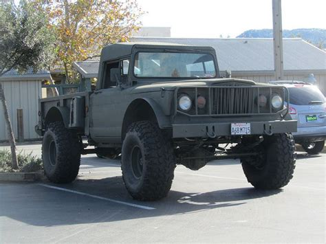 kaiser jeep lifted 56 best kaiser jeep m715 images on pinterest