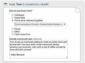 Wiserutips how to invite people to connect on linkedin for Linkedin message template