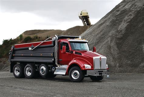 Dump Truck by Technology To Meet Emissions Requirements Changes How To