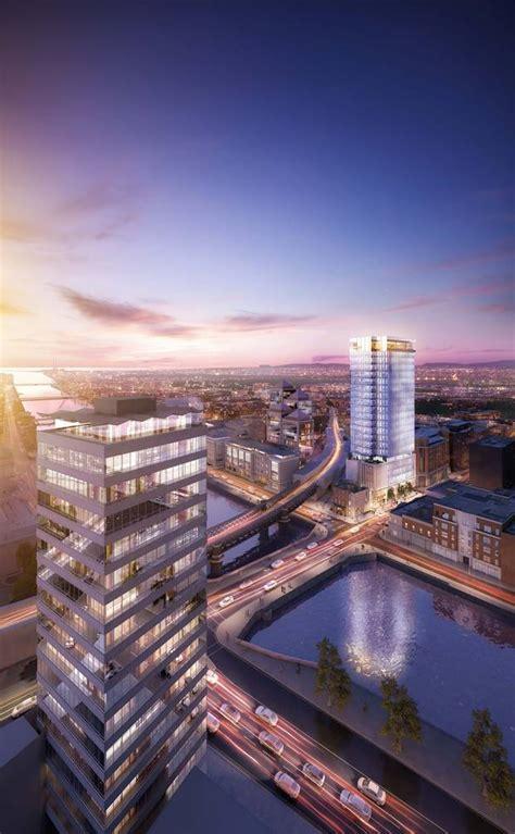 plans  build dublins tallest building rejected