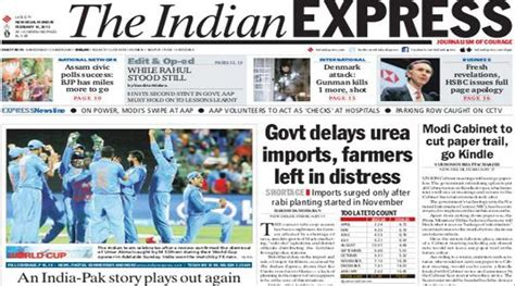 #Express5: 'An India-Pak story plays out again', Modi ...