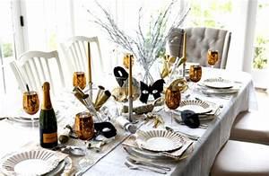 Silvester Dekoration Gastronomie : winter wonderland table setting holiday party decorating dinner decoration ideas 4 white ~ Orissabook.com Haus und Dekorationen