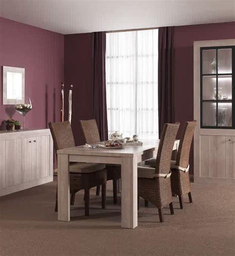 chaises salle a manger bois conceptions de maison blanzza