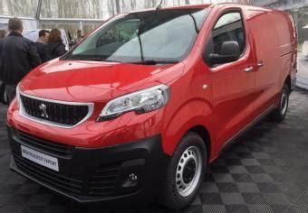 New Citroën Dispatch And Peugeot Expert Revealed  Van Advisor