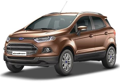 New Ford Ecosport Price In India, Review, Pics, Specs