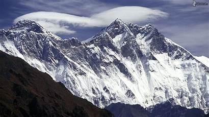 Everest Mount Wallpapers Desktop Mt Nature Wallpapersafari
