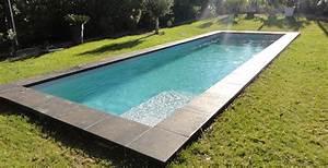 Piscine Couloir De Nage : un couloir de nage polyester monobloc pour allier sport et ~ Premium-room.com Idées de Décoration
