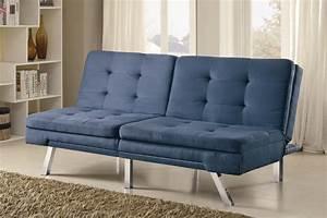 coaster 300212 blue fabric sofa bed steal a sofa With blue futon sofa bed