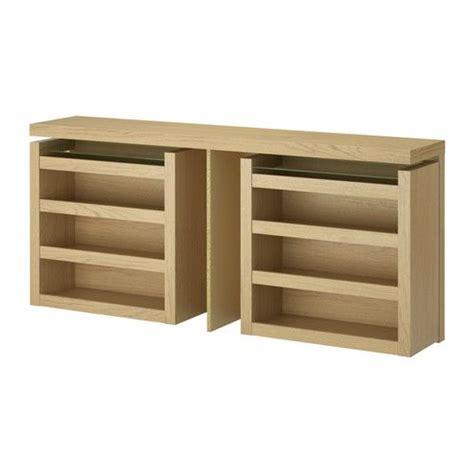 Ikea Kopfteil Malm by Kallax Dr 214 Na Reol Med 4 Indsatser Hvid Boards