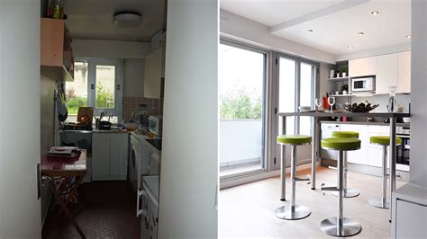 cuisine ouverte surface cuisine ouverte sur salon surface 1 avant