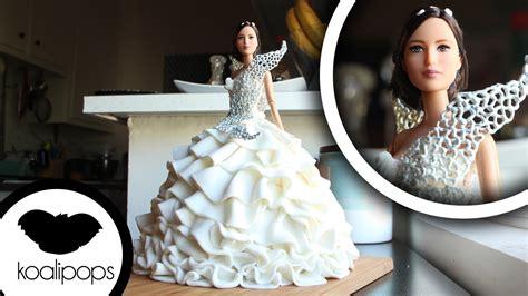 how to make katniss everdeen s wedding dress become a baking rockstar