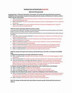 Southwest Asia Unit Study Guide Answer Key Mid