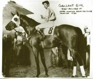Jockey Red Pollard