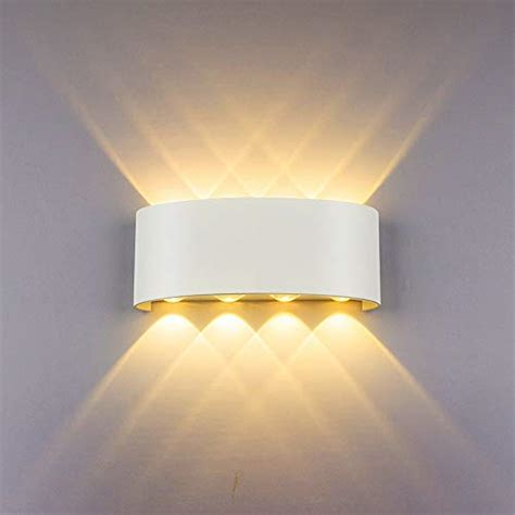 led wall lights for living room amazon co uk