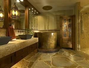 22 Badezimmer Ideen Fr Eine Rustikale Gemtlichkeit