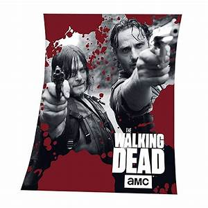 The Walking Dead Bettwäsche : walking dead einzel bettw sche sets fleece decke schlafzimmer bettw sche neu ebay ~ Eleganceandgraceweddings.com Haus und Dekorationen