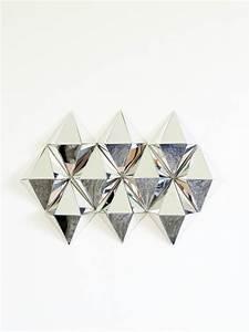 3d Wall Art : diy 3d mirrors diamond wall art monsterscircus ~ Sanjose-hotels-ca.com Haus und Dekorationen