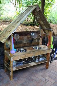 Küche Für Kinder : k che f r drau en kinderk che k che f r kinder kinder garten und spiele im garten ~ A.2002-acura-tl-radio.info Haus und Dekorationen