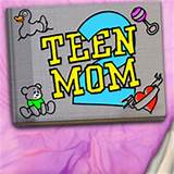 Books on being a teen mom