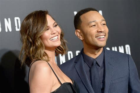 Chrissy Teigen Pregnant With Second Child Simplemost