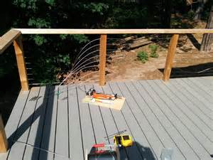 Wire Cable Deck Railing