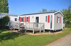 location mobil home camping 3 etoiles sarzeau morbihan With village vacances morbihan avec piscine 8 location camping bungalow toile sarzeau morbihan 56