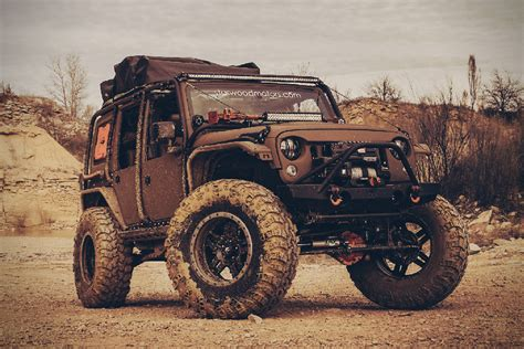 starwood motors jeep wrangler nomad by starwood motors hiconsumption