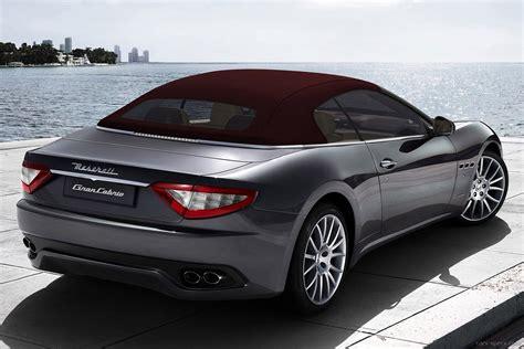 Maserati 2010 Price by 2010 Maserati Granturismo Convertible Specifications