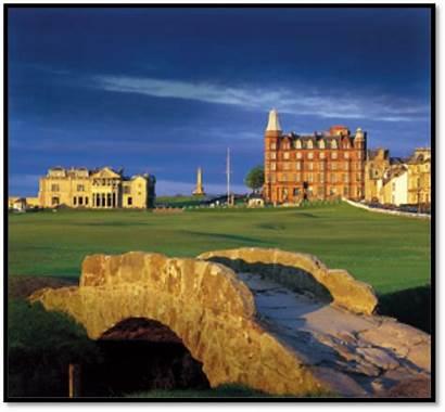 Practice Golf Andrews Established 1552 Yards Scotland