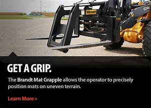 Brandt | Equipment Solutions