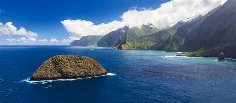 eindrucksvolle natur landschaft hawaiis canusa