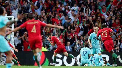 Portugāle savu skatītāju priekšā triumfē pirmajā Nāciju līgas turnīrā - Futbols - Sportacentrs.com