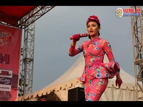 Zaskia Gotik Goyang Itik Lampung Barat Youtube