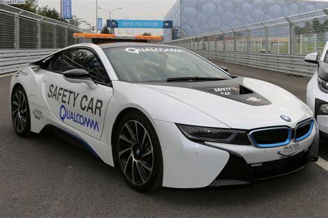 Formula E Bmw I8 Als Safety Car, Bmw I3 Als Medical Car