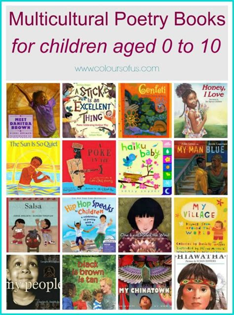 26 multicultural poetry books for children ages 0 to 10 721 | Multicultural Poetry Books for Children 591x794