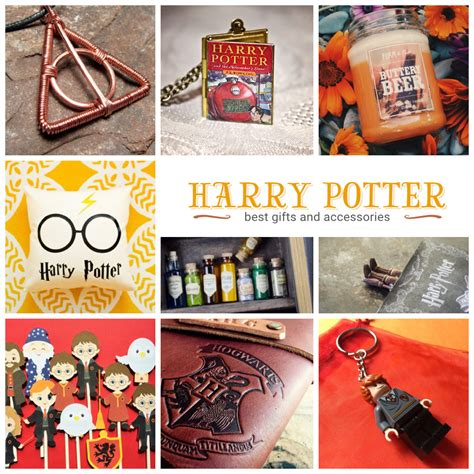 best gifts for harry potter fans 27 magical harry potter gifts and accessories
