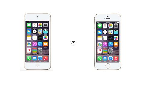 ipod vs iphone which better performance price ipod touch 6th 1681