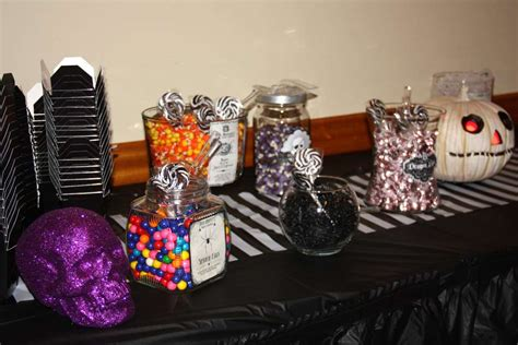 nightmare before christmas birthday party ideas photo 4
