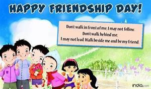 Happy Friendship Day 2016: 20 Best Friendship Day ...