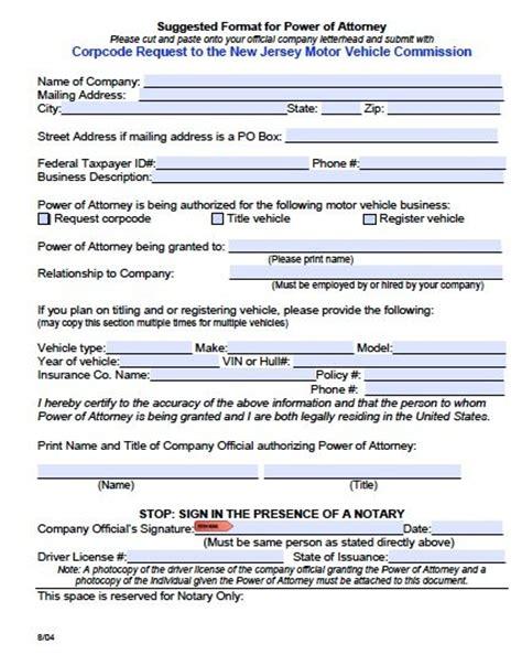 Vehicle Registration Clerk Resume by Dmv Application Form New Jersey Motor Vehicle Commission Poa Free Motor Vehicle Commission