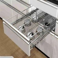 Buy New Modular Kitchen Basket At Discount Rate Online In