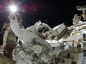Sunita Williams on Spacewalk | NASA