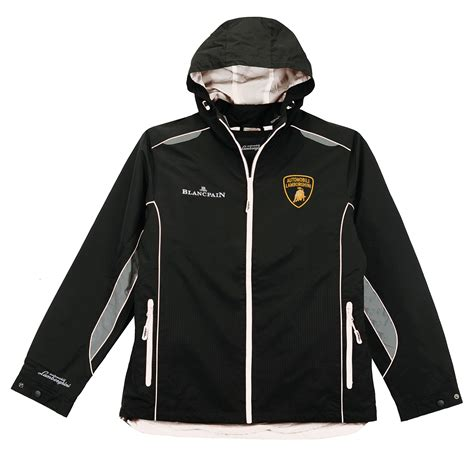 Lamborghini Men's Super Trofeo 20 2in1 Jacket Ebay