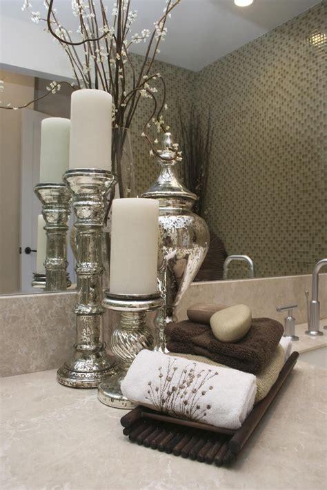 vanity decor            bathroom