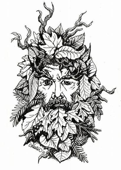 Pagan Drawings Tattoos Celtic Tattoo Tree Designs