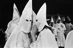 Image result for images of ku klux klan