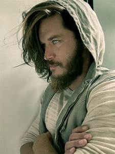 Some new outtakes were released for that Travis Fimmel ...