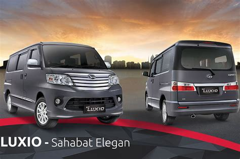Daihatsu Backgrounds by Spesifikasi Dan Harga Daihatsu Luxio Manado Astra